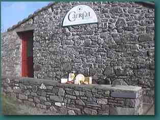 Caerfai farm shop